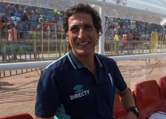 Salas espera a Santiago Silva: