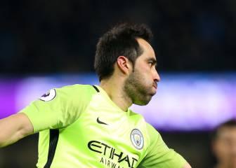 El City de Bravo dejó escapar el triunfo ante el Tottenham