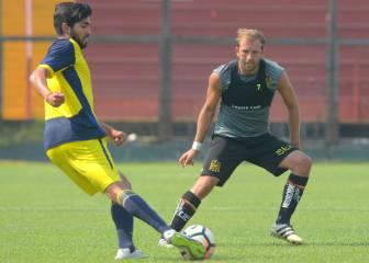 Everton goleó a Unión y siembra dudas en Martín Palermo