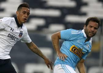 Vilches y Paredes brillaron en amistoso ante Sporting Cristal