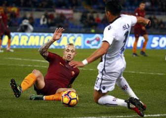 Cagliari de Isla no repunta en la tabla tras perder como visita
