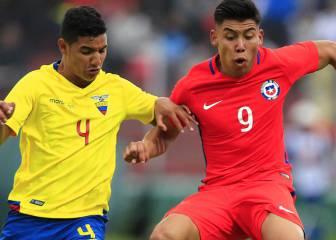 Chile 1x1: Sierra coronó un gran segundo tiempo en lo colectivo