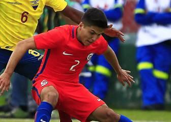 Cómo y dónde ver Chile-Paraguay, Sudamericano Sub 20: Horario y TV