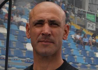 Eduardo Espinel se abre a la posibilidad de que Opazo parta