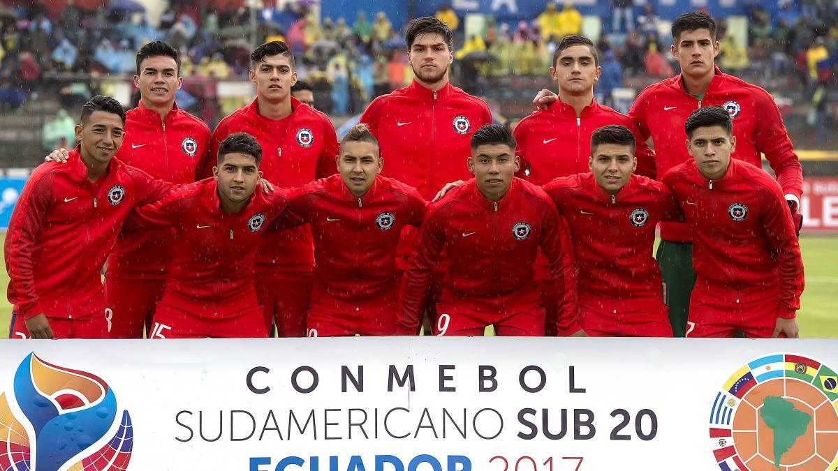 Campeonato Sudamericano Sub 20: Chile Vs Paraguay En Vivo Online: Sudamericano Sub 20 2017