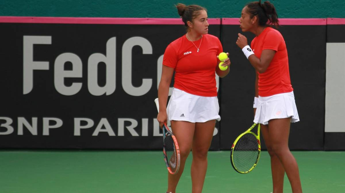 Chile cae ante Colombia en Fed Cup