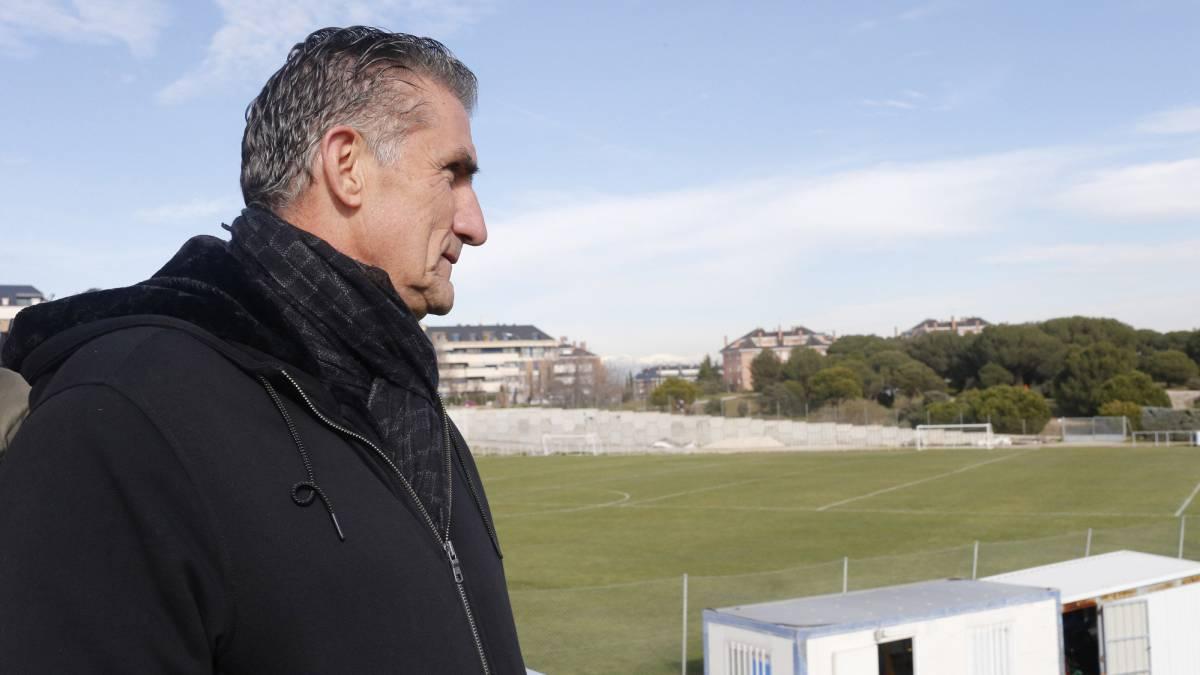 Edgardo Bauza se prepara para las Eliminatorias: