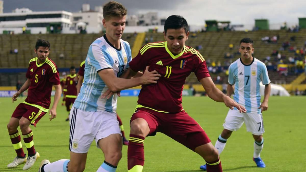 Venezuela Sub 20: Venezuela Sub 20 Aprovecha Fecha FIFA Para Jugar En Chile