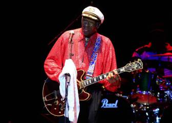 Falleció Chuck Berry, emblema y pionero del rock and roll