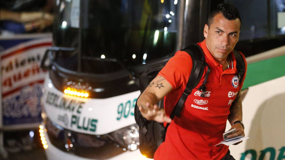 Paredes lidera la nómina local de la Roja para Eliminatorias