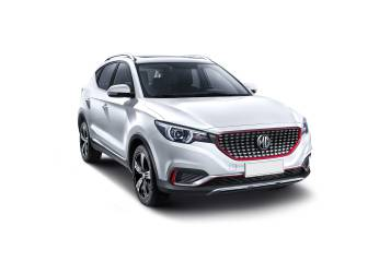 MG lanza en China el SUV modelo ZS
