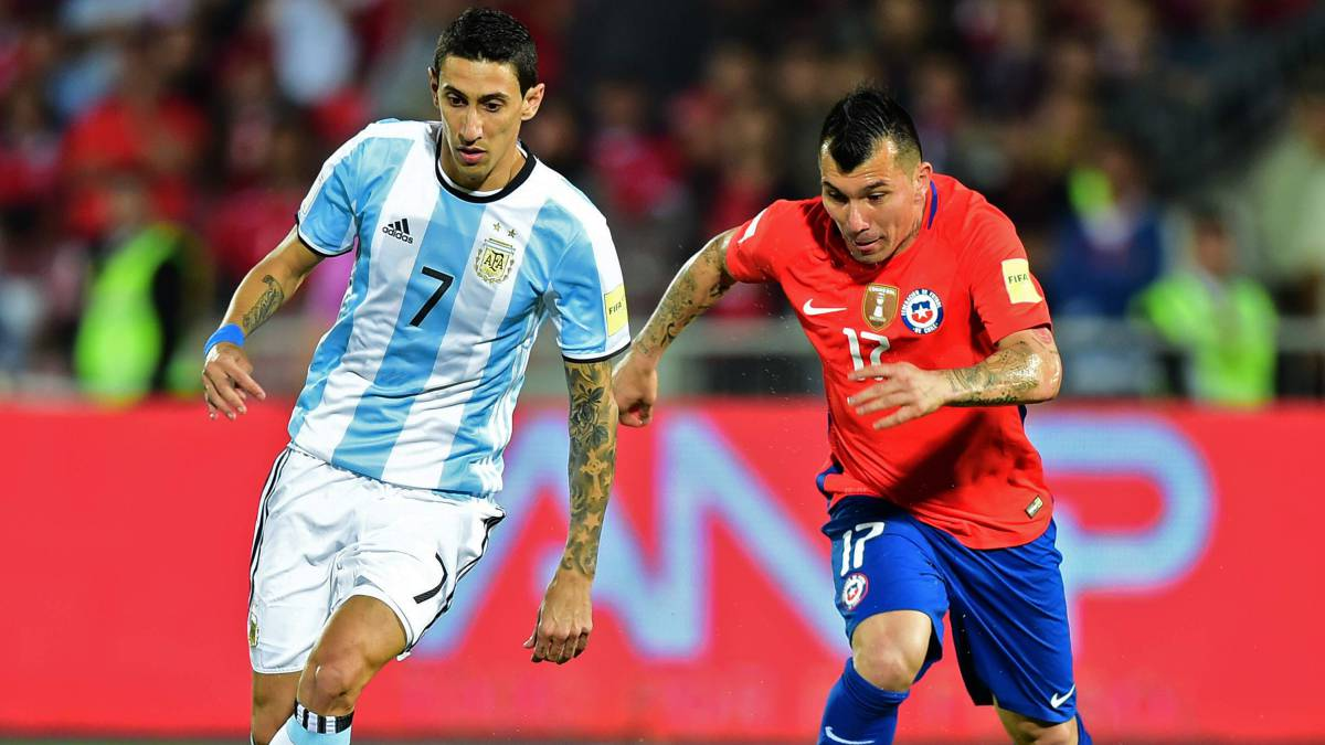 Argentina vs Chile en vivo online: Eliminatorias Sudamericanas