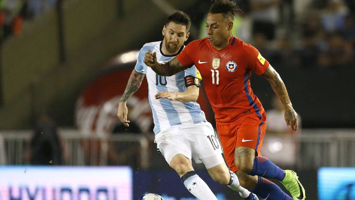 Argentina vs La Roja: Eliminatorias Sudamericanas