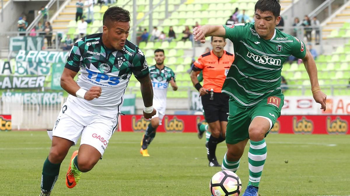 Deportes Temuco ganó duelo vital ante Santiago Wanderers