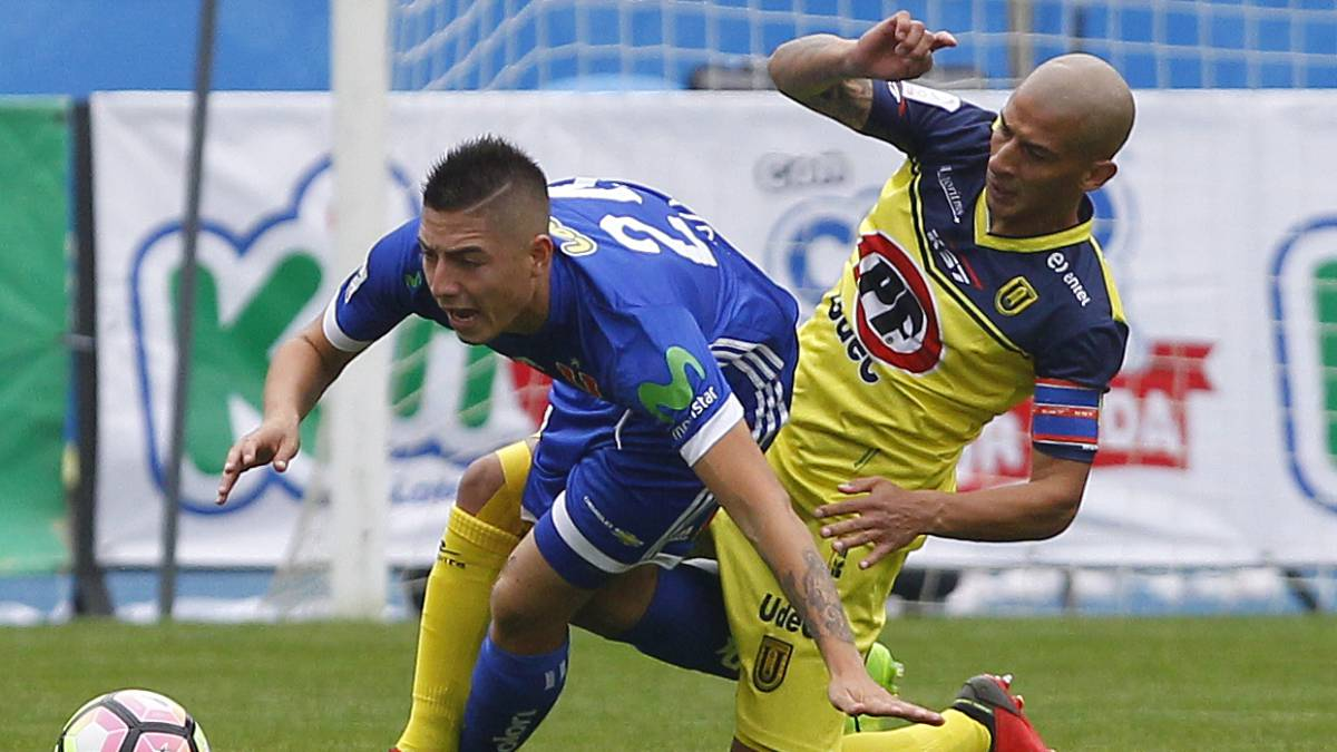 U. de Chile derrota a Santiago Wanderers y alcanza a Colo Colo