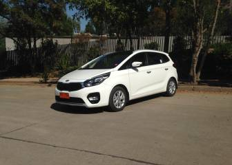 Los cinco ases del Kia Carens