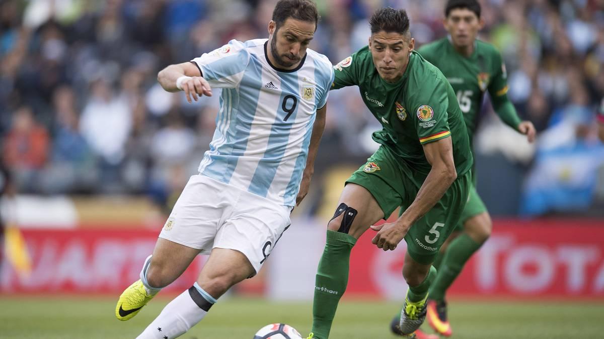 Argentina v Bolivia Copa America Centenario 2016