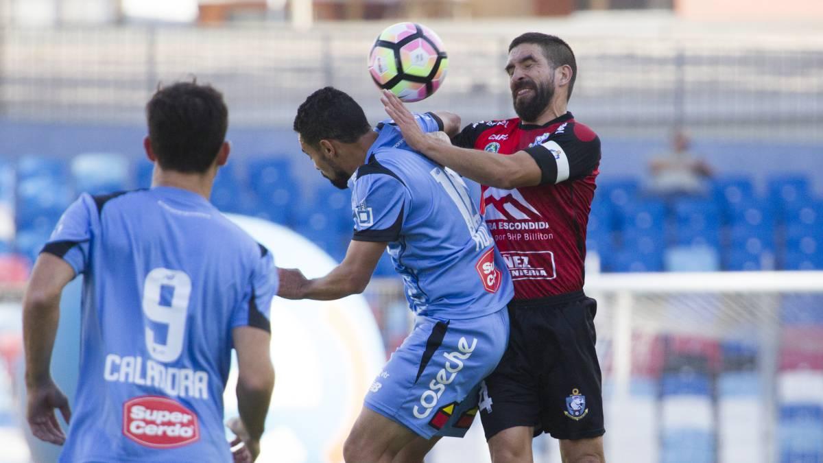 O'Higgins empata sin goles con Antofagasta en el último partido del Clausura