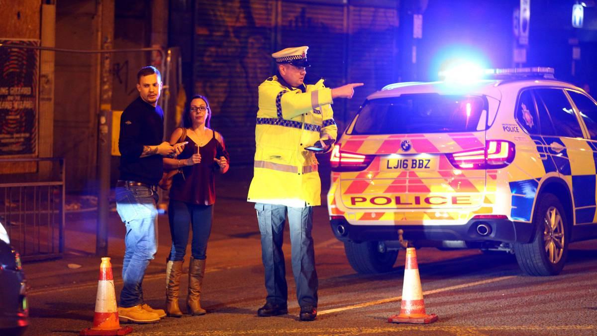 EI reivindica ataque durante concierto en Manchester