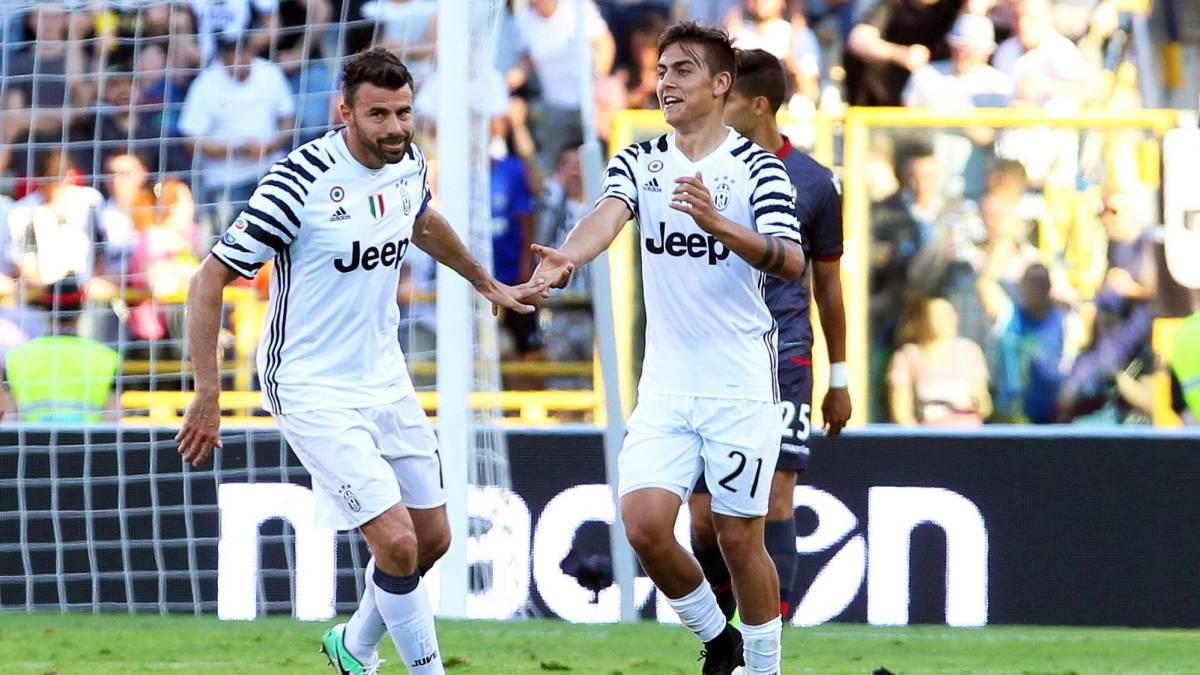 Bologna de Pulgar cerró la temporada con una derrota ante Juventus