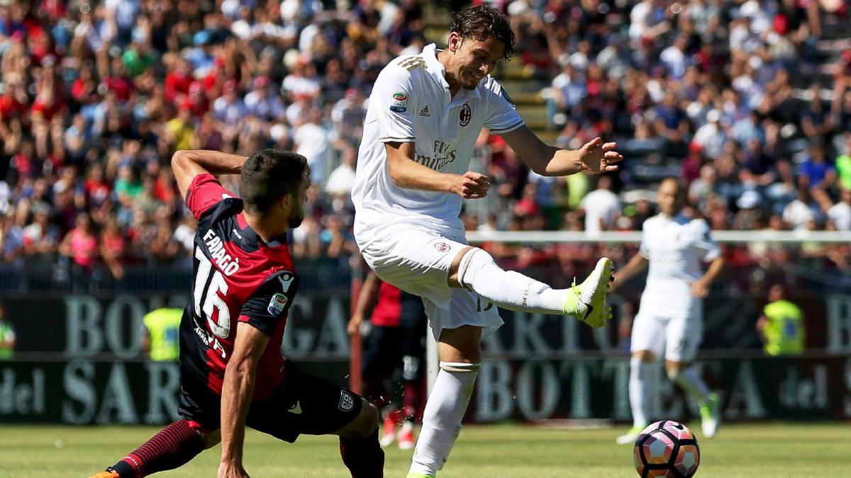 El Milan de Matías Fernández cierra el torneo italiano con una derrota