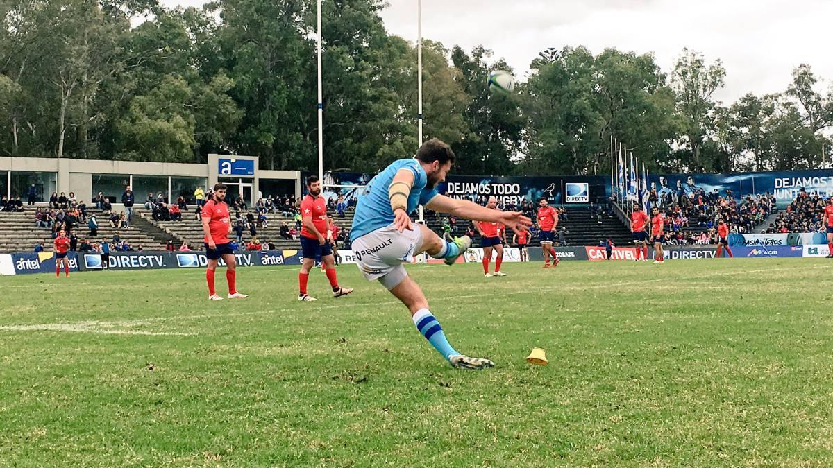 Chile pierde ante Uruguay y se despide del Mundial de Rugby