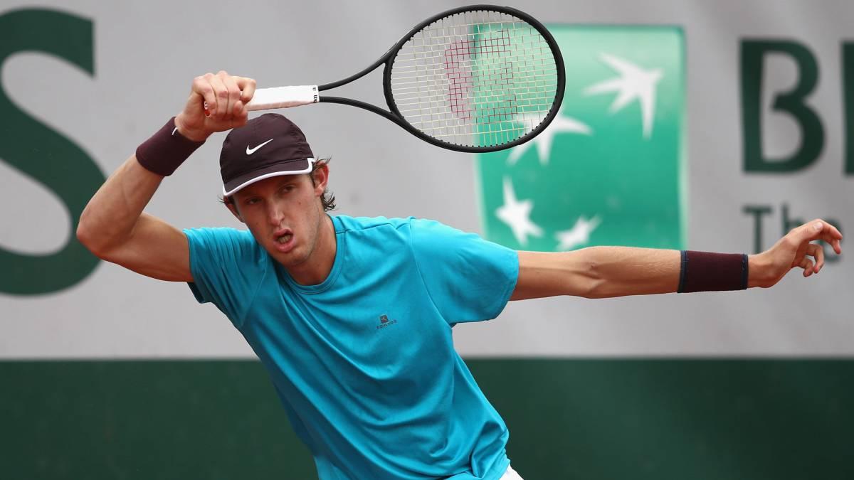 Nicolás Jarry no pasó desapercibido en Roland Garros — Benjamín Benzaquen