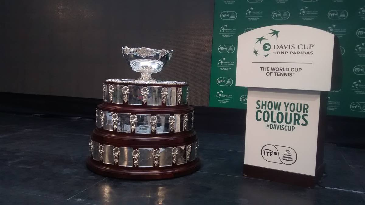 Los partidos de Copa Davis se jugarán al mejor de tres sets