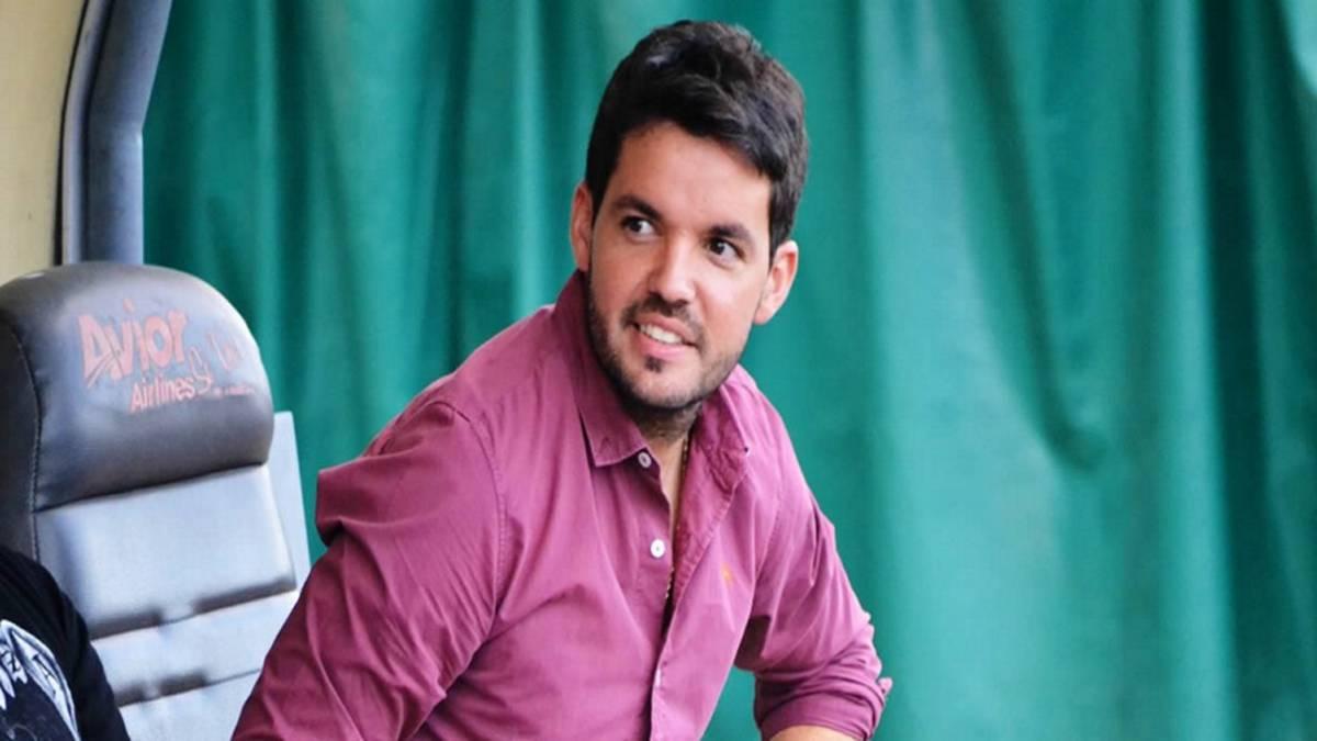 Nicolás Larcamón es el nuevo técnico de Antofagasta