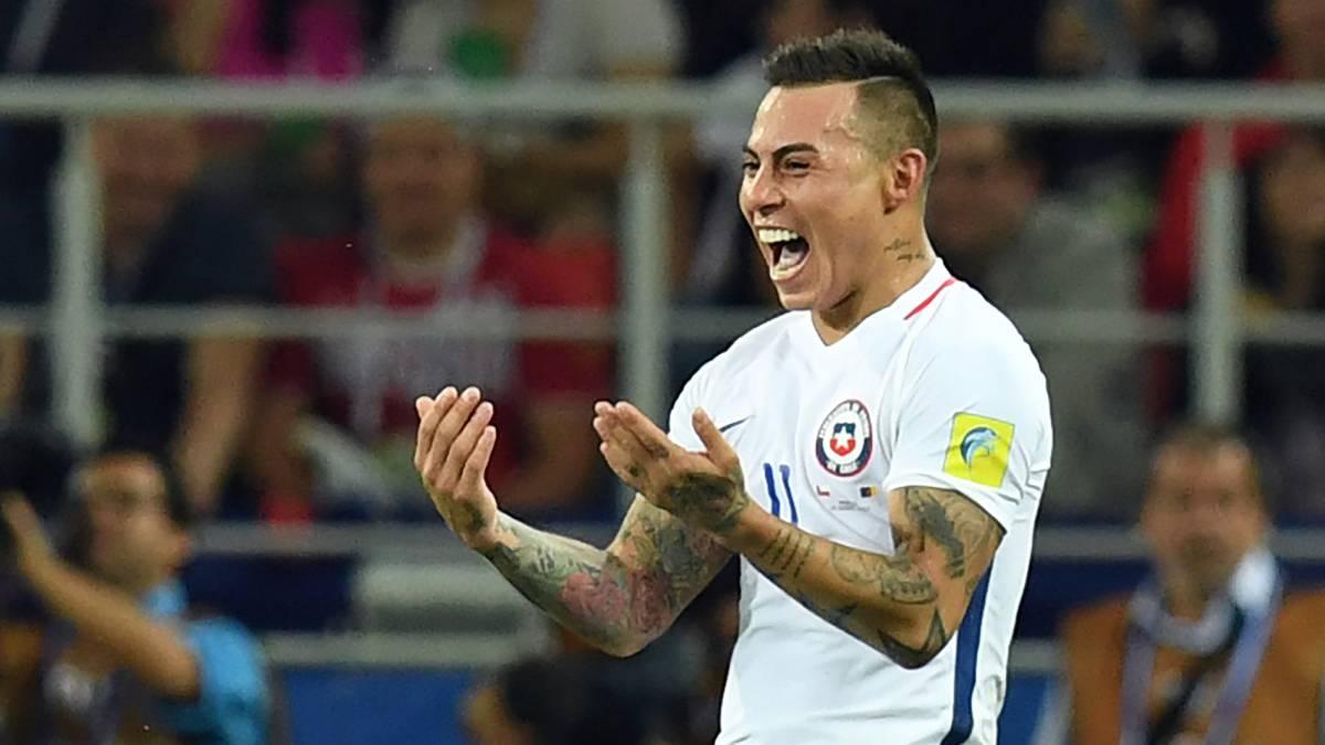 Sigue en alza: Vargas alcanzó a Zamorano en la lista de goleadores