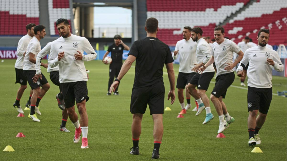 Ter Stegen será titular con Alemania ante Chile