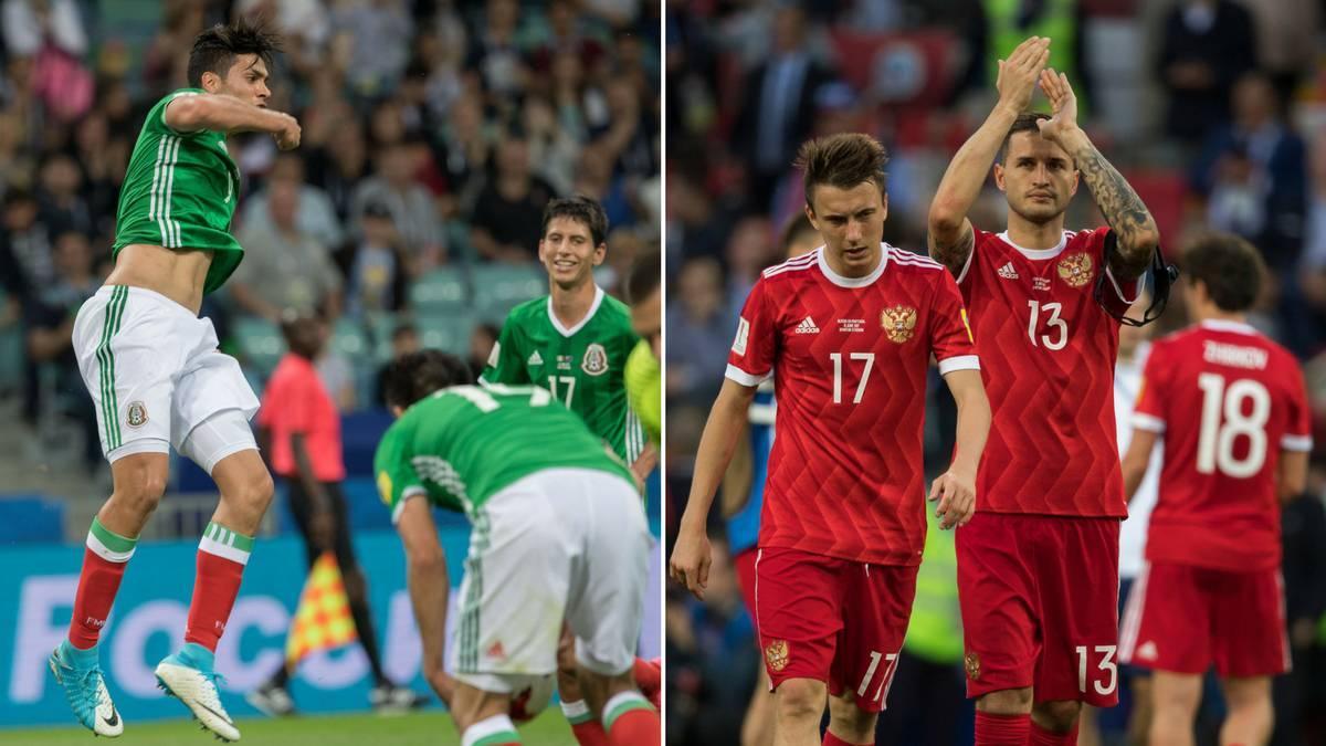 Hirving Lozano es elegido Mejor Jugador del México-Rusia