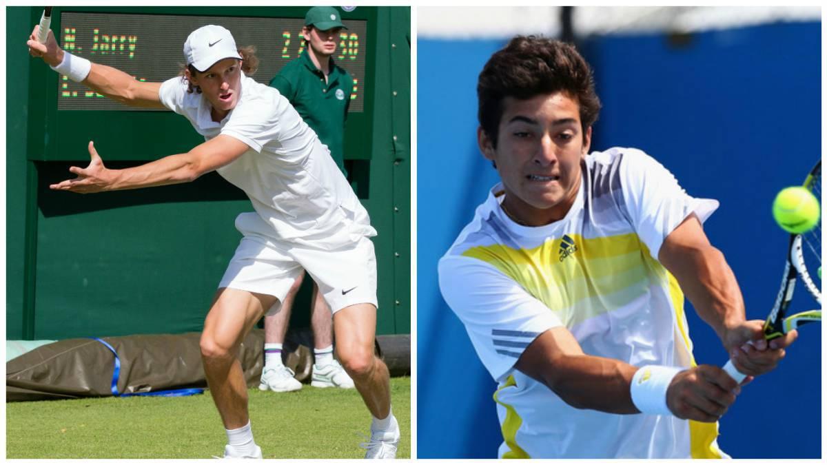 Los latinoamericanos arrancaron la qualy en Wimbledon