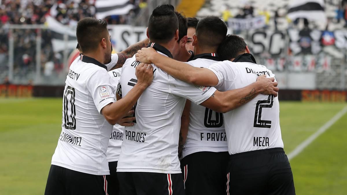 Valdivia jugó sus primeros minutos en Colo Colo