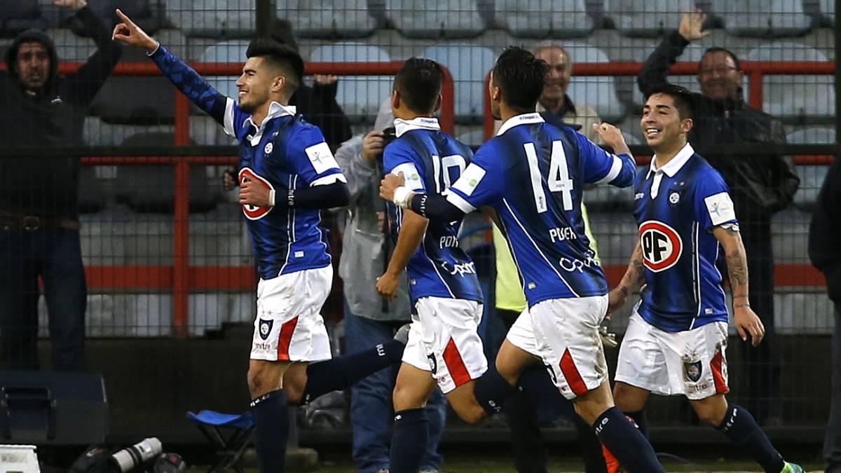 Huachipato remontó para doblegar a Deportes Valdivia en la Copa Chile