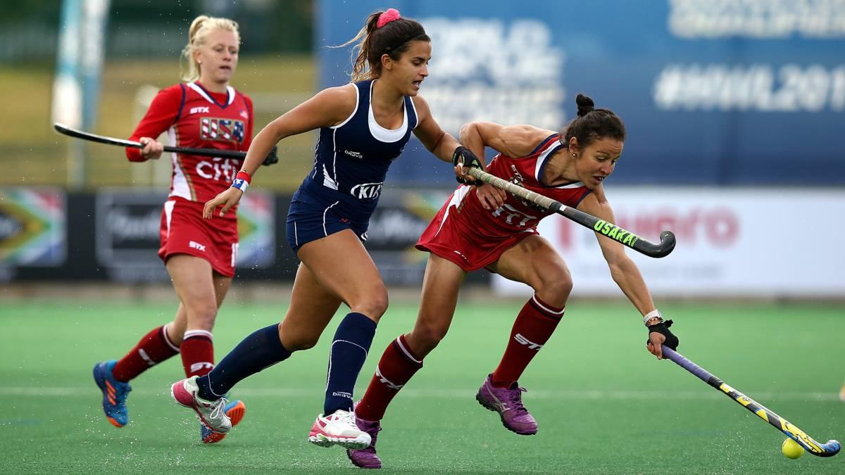 La selección de hockey femenino ganó y se ilusiona con el Mundial
