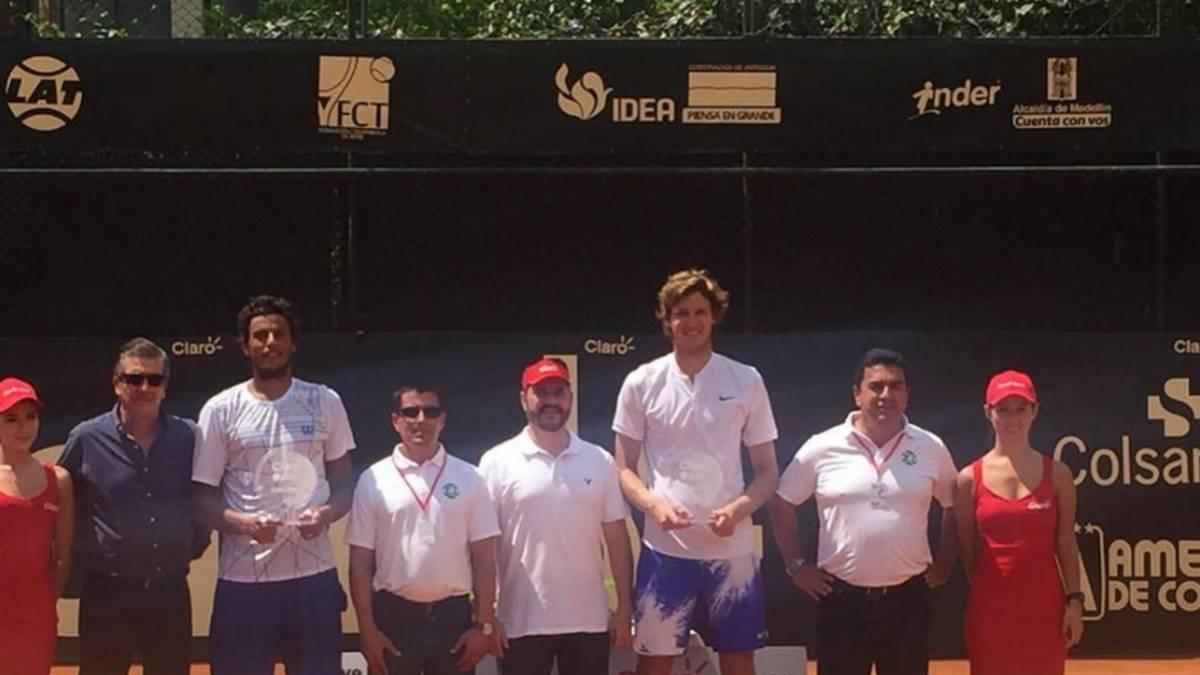 Jarry logra primer título individual