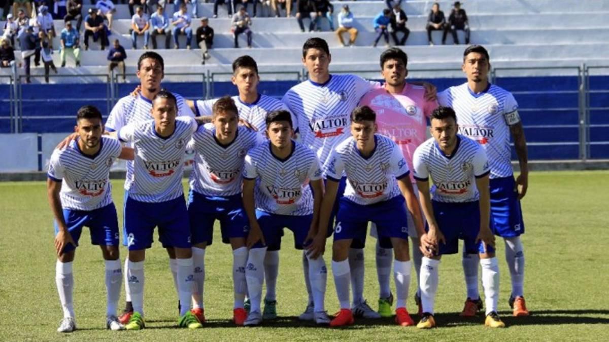 Naval de Talcahuano no podrá jugar en la Segunda División Profesional