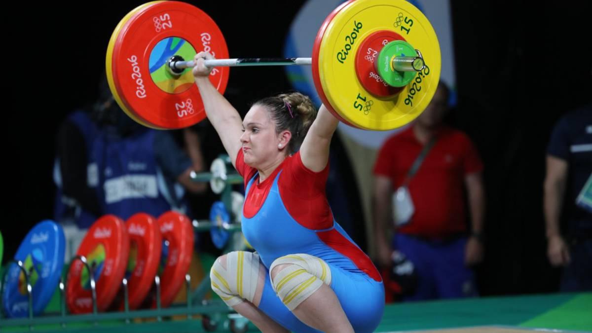 María Fernanda Valdés se consagró campeona panamericana de pesas