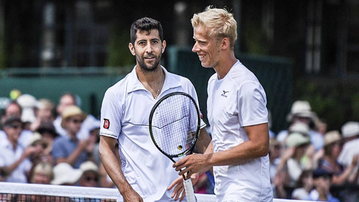 Olivo apunta a semifinales en el ATP de Kitzbuhel