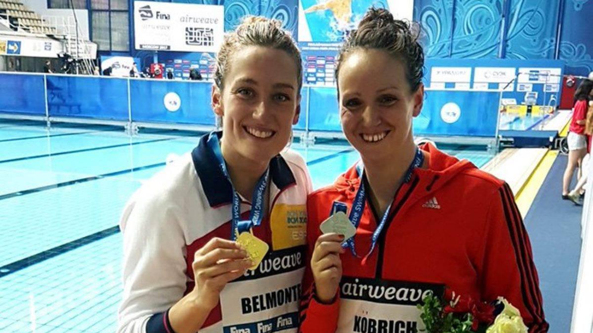 Mireia Belmonte suma otro oro en la Copa del Mundo de Moscú