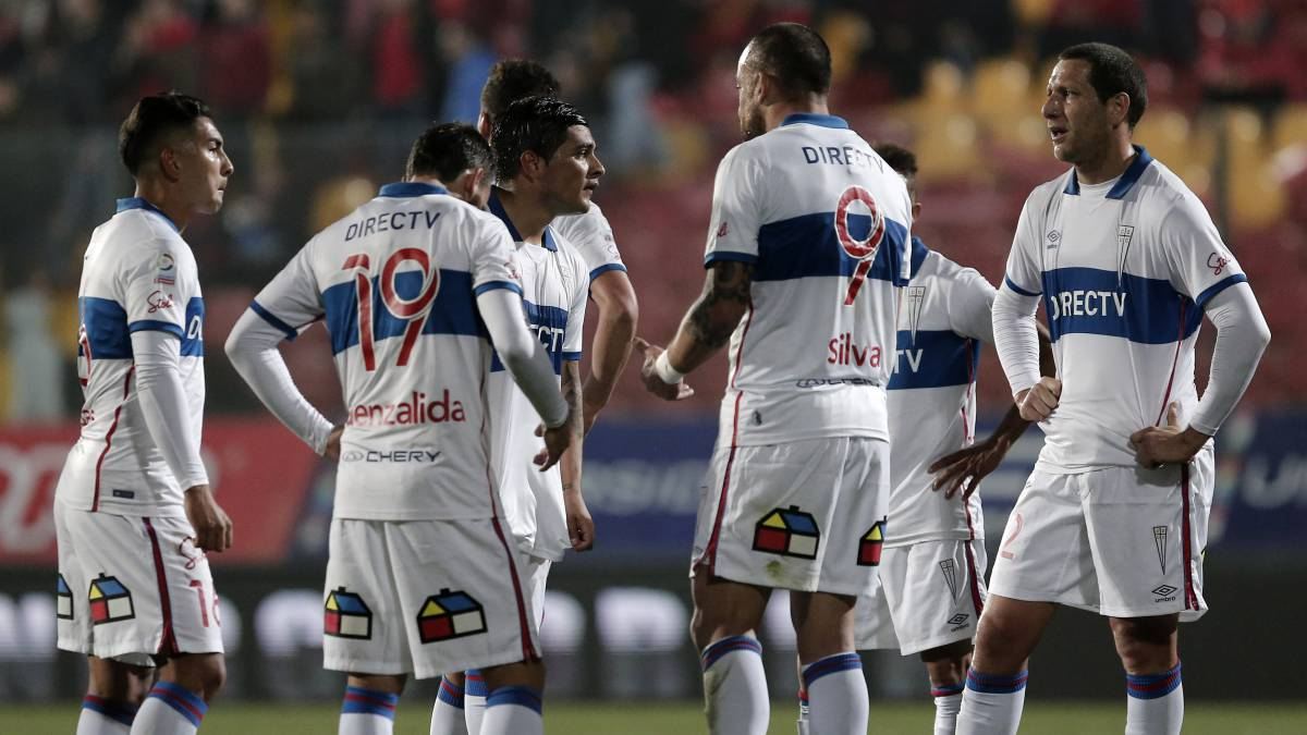 La UC prepara seis cambios para recibir a Rangers por Copa Chile