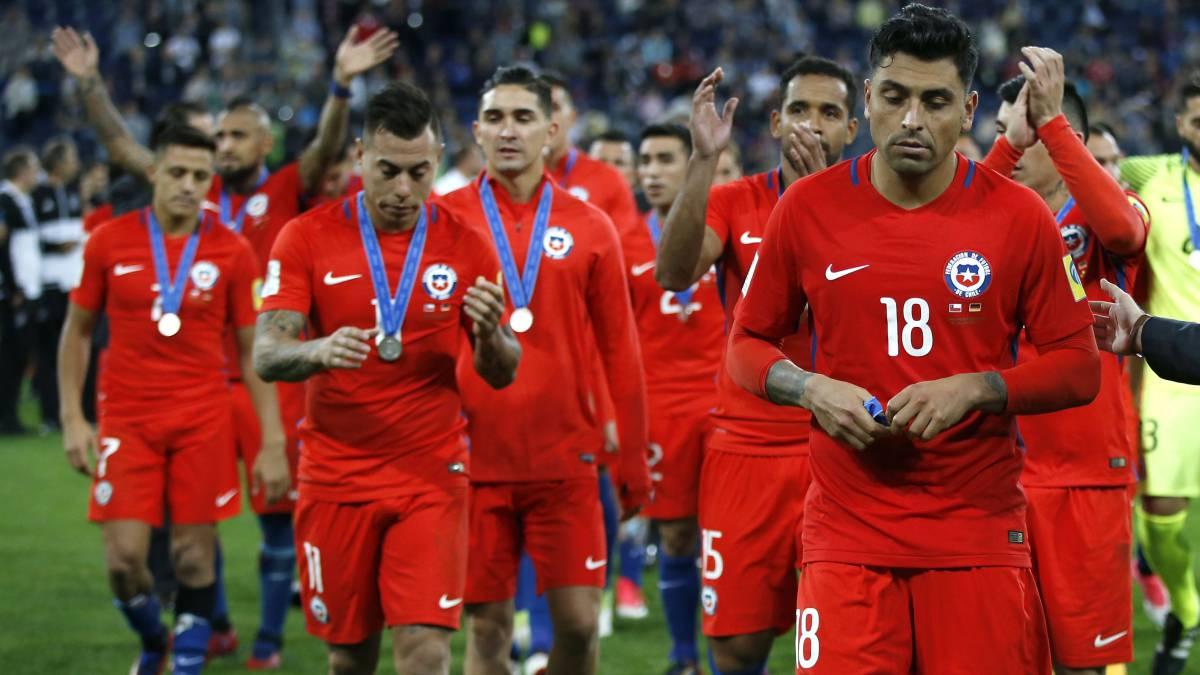 Chile se mantiene séptimo y Brasil es el nuevo líder del ranking FIFA