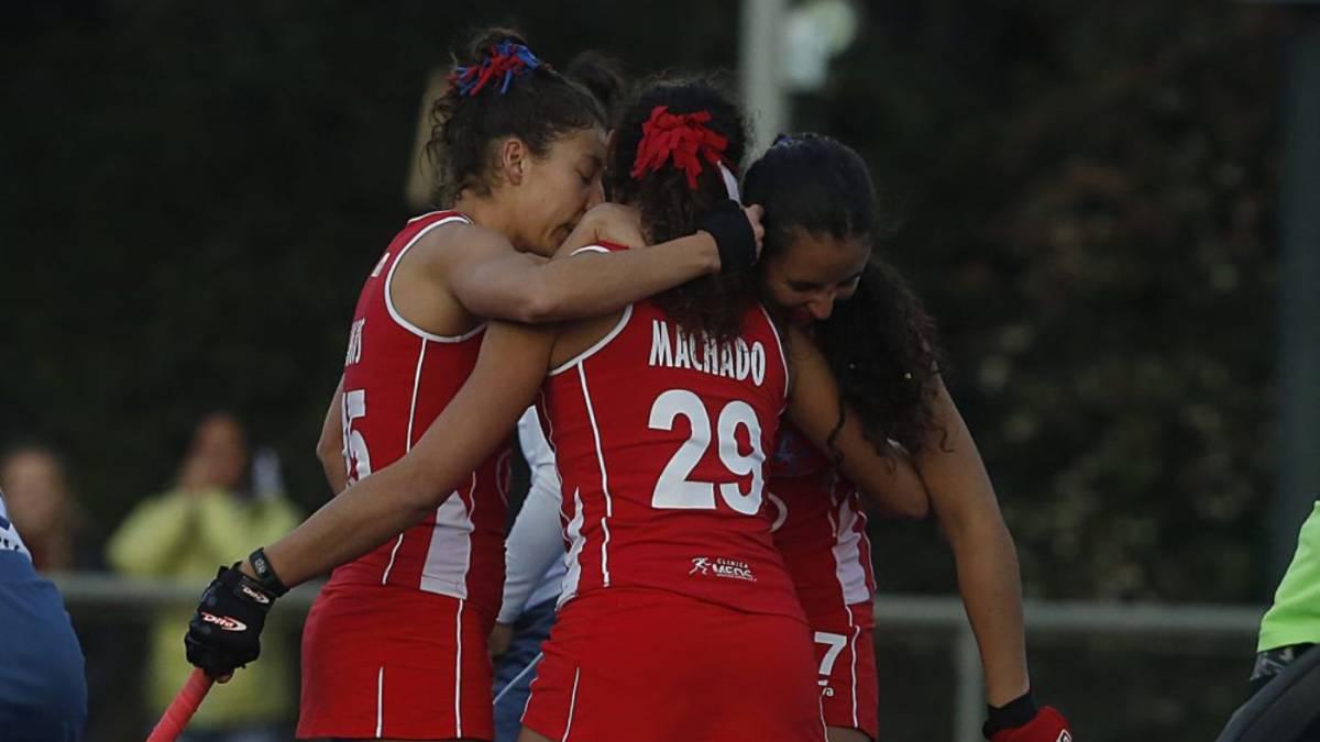 Chile jugará su primera final Panamericana en hockey césped femenino — Historia pura