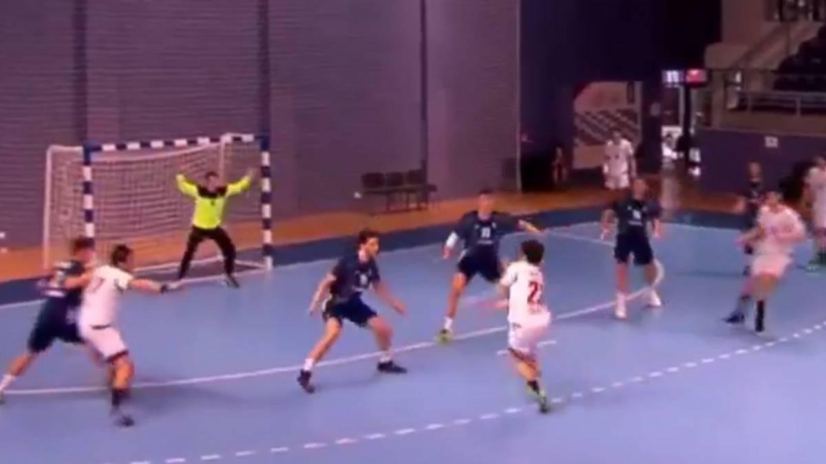 Chile sufre dura caída en octavos de Mundial Juvenil de balonmano