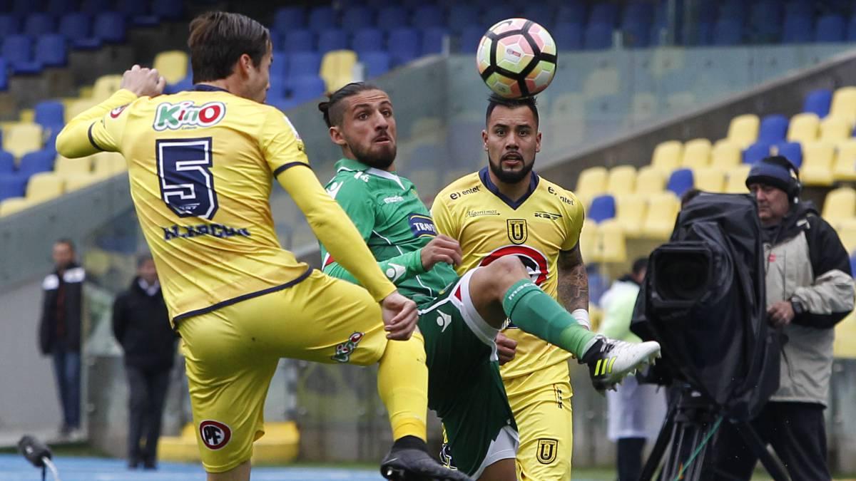 U. de Concepción y Audax Italiano timbraron un empate en polémico duelo