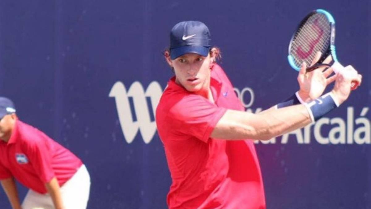 Nicolás Jarry se coronó campeón del Challenger de Quito