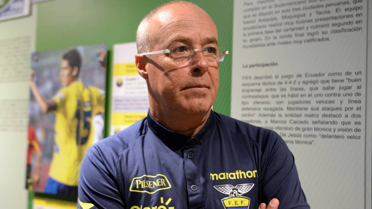 Ecuador echó a Quinteros y eligió a otro DT argentino
