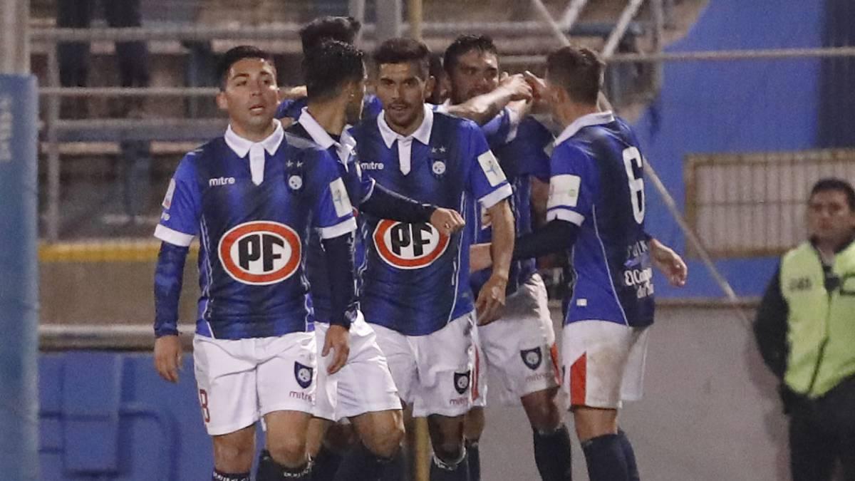 Huachipato vence en San Felipe y queda cerca de semifinales