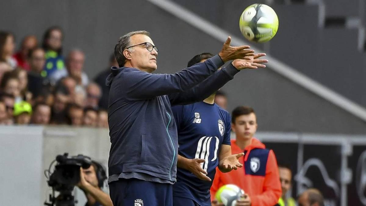 No levanta cabeza: Lille de Bielsa volvió a perder en Francia